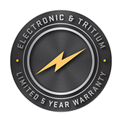 5 Year Warranty Icon