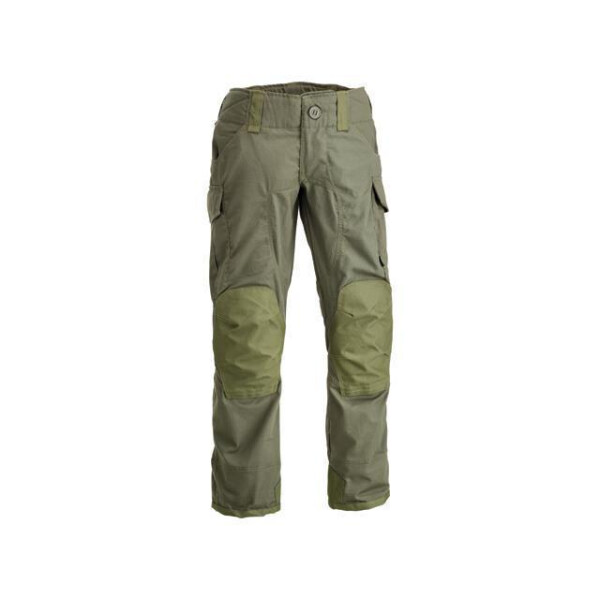 Defcon 5 Hose Tactical mit Kniepolster OD Green M