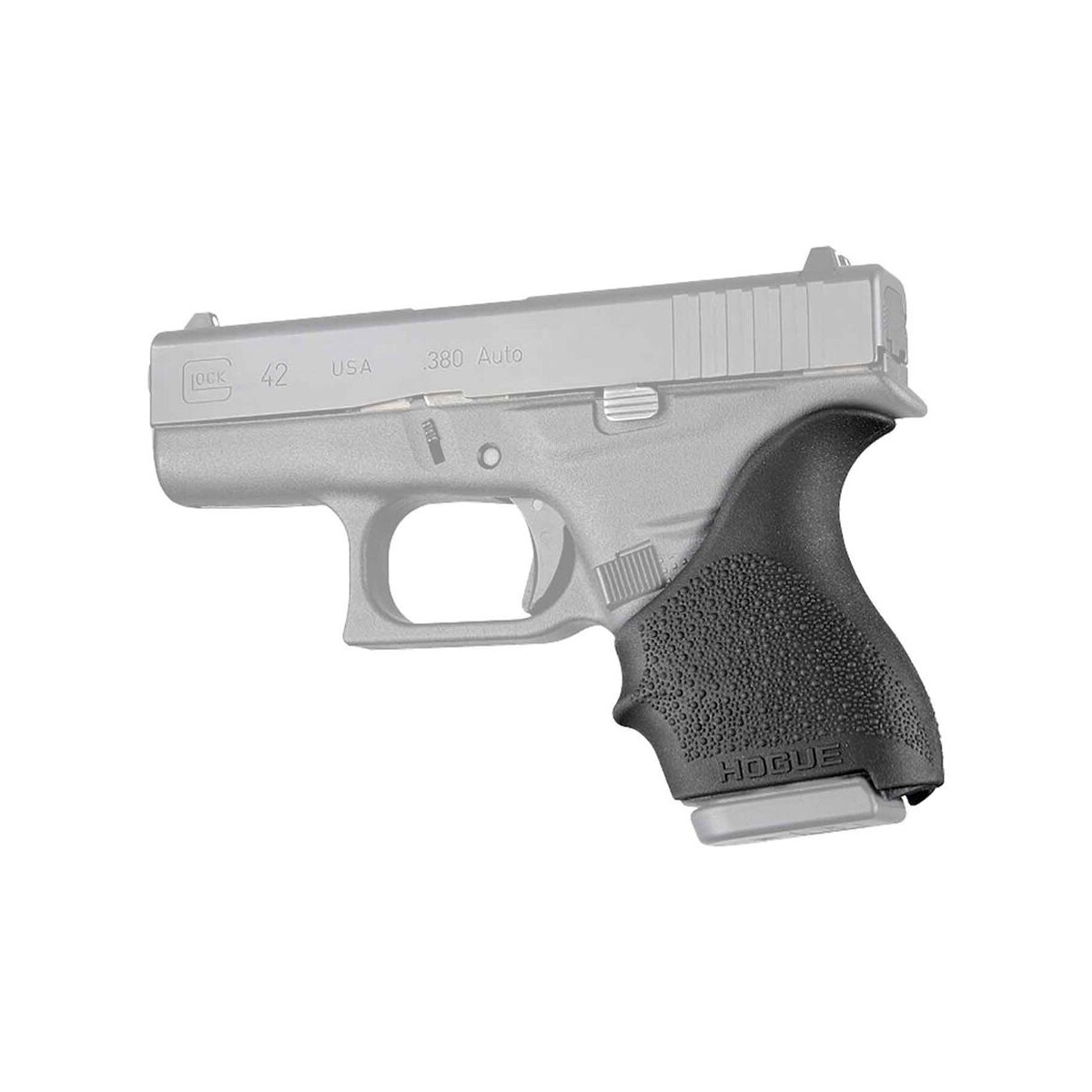 HOGUE HandAll Beavertail Grip Sleeve Glock 42, 43