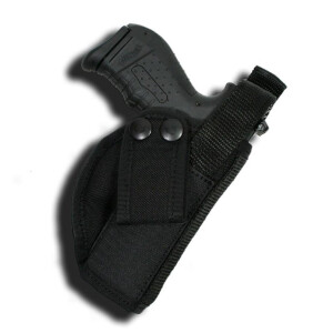Inside holster with protection