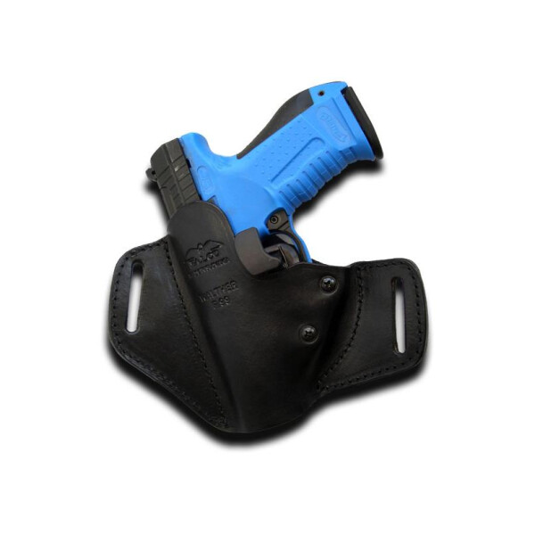 Lederholster mit Security Lock