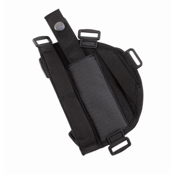 Shoulder holster horizontal open mouth