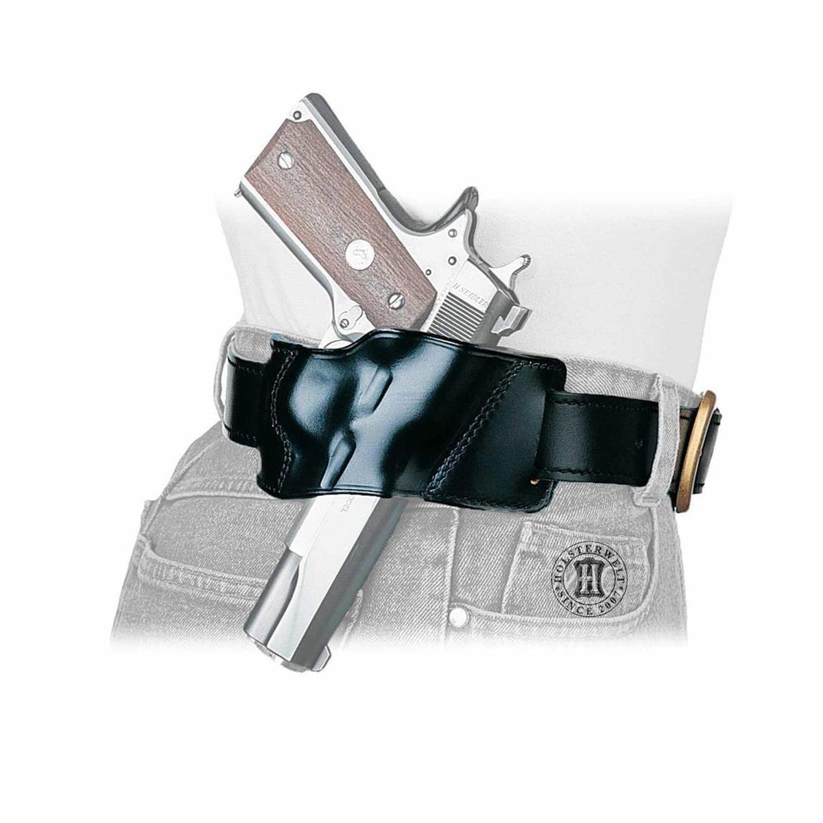 Schnellziehholster YAQUI Rechtshänder Schwarz SIG SAUER P230