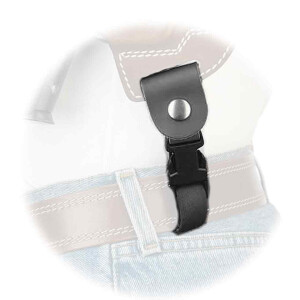 Shoulder Holster System String for MULTI VARIO holster black