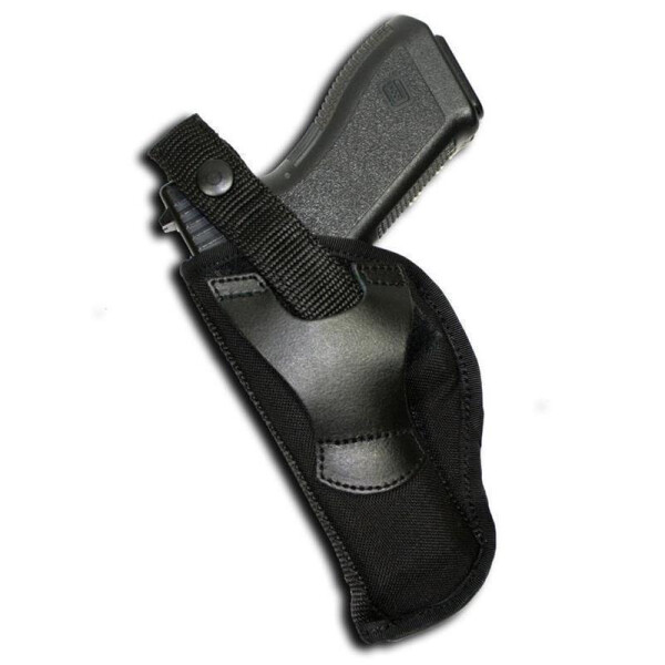 nylon holster with closed delta for pistol