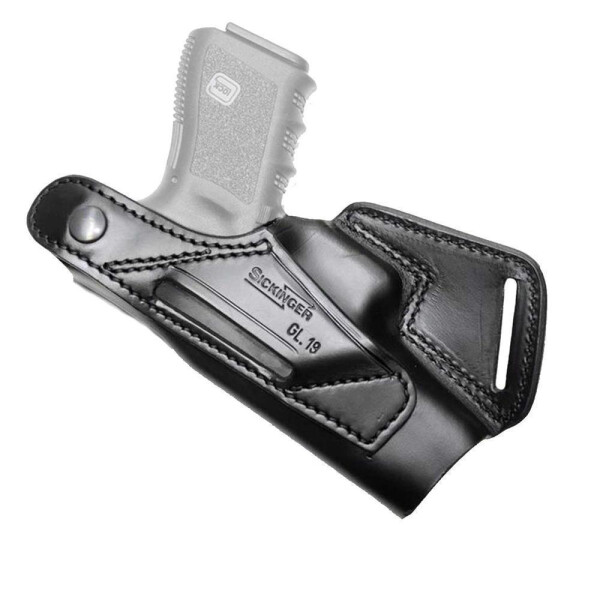 Holster Undercovert Right-Handed-Glock 19/23/25/32/38