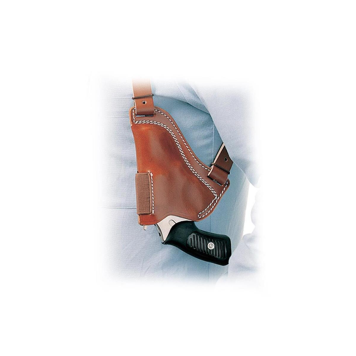 Shoulder holster BODY GUARD right-Handed-brown-S&W 2\