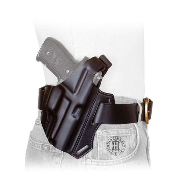 Holster MULTI VARIO right-Handed-brown-S&W K-Frame, MR 73, Ruger ...