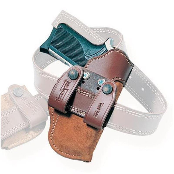 Inside Holster PROFESSIONAL right-Handed-brown-Glock...