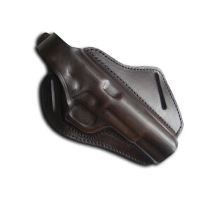 Cross Draw Holster aus Leder