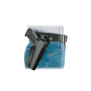 Holster SPITFIRE right-Handed-black- SIG 210
