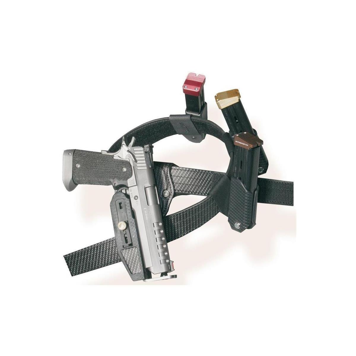 SPEED MACHINE Pistol & Revolver right-Handed-Black- SIG ...