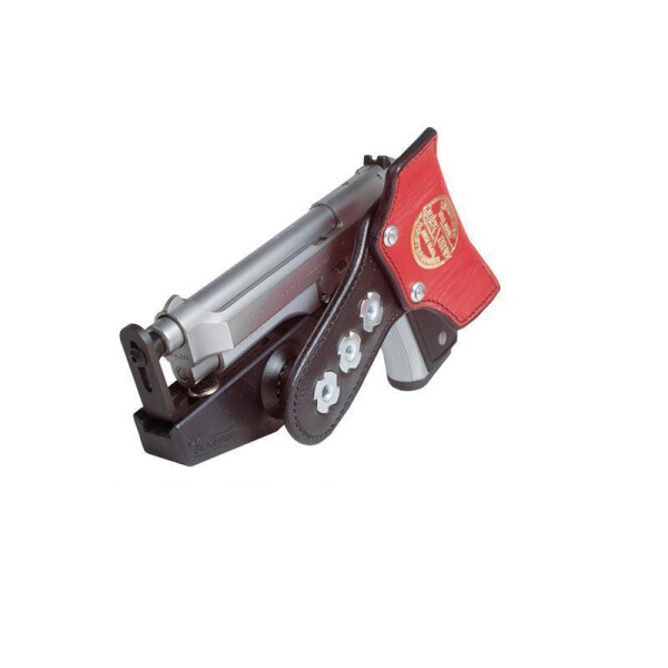 SPEED MACHINE Pistol & Revolver Holster Linkshänder-Red-  Tanfoglio Limited / Custom HC  5 - 6,5