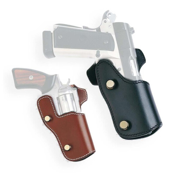 Holster RANGE Master Linkshänder-Braun-Tanfoglio Match or Limited 5