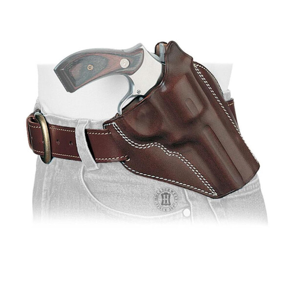 Sickinger Schnellziehholster LIGHTNING Cross Draw Linkshänder-Braun-Beretta 90 Two