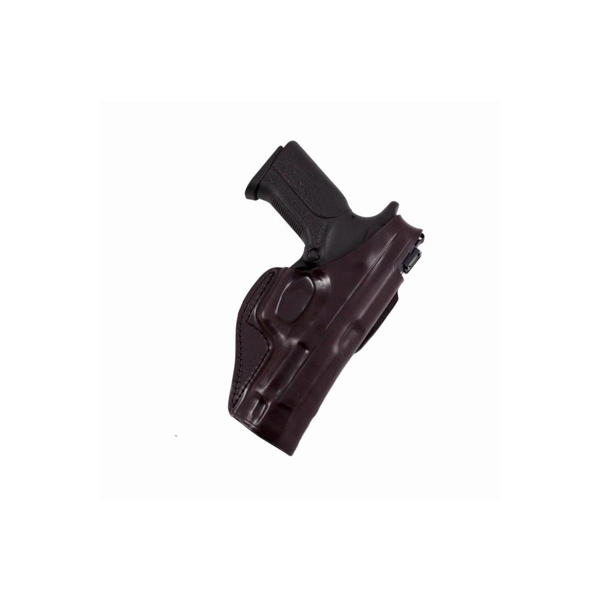falco holster leather belt holster holsterwelt