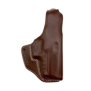 Sickinger Holster BELT MASTER Brown Right hand Glock...