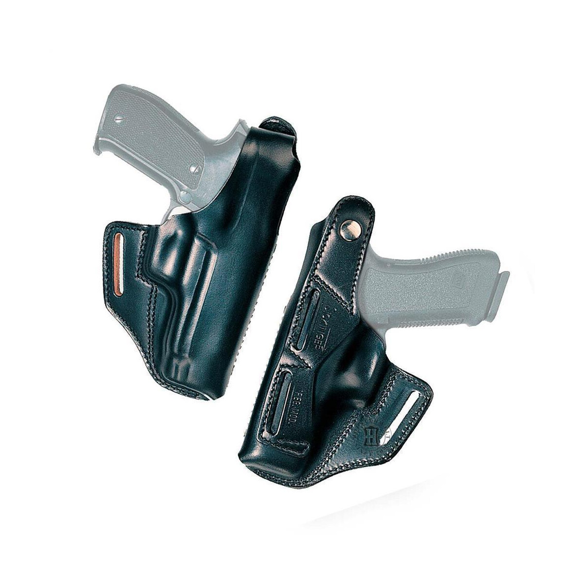 Sickinger holster BELT MASTER Left Brown Walther P99 / PPQ / PPQ M2
