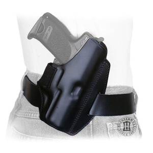 Holster QUICK DEFENSE Right hand-black-Walther PK380
