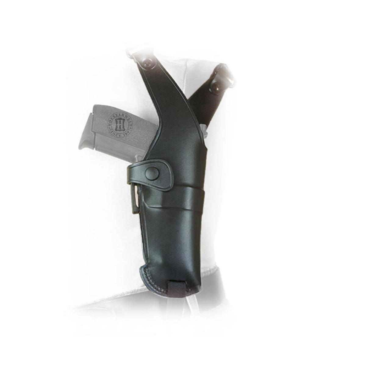 Leder Schulterholster NEW BREAK OUT mit Sicherung
