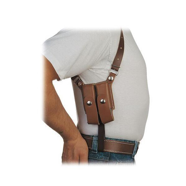 Shoulder holster system TWIN BOX