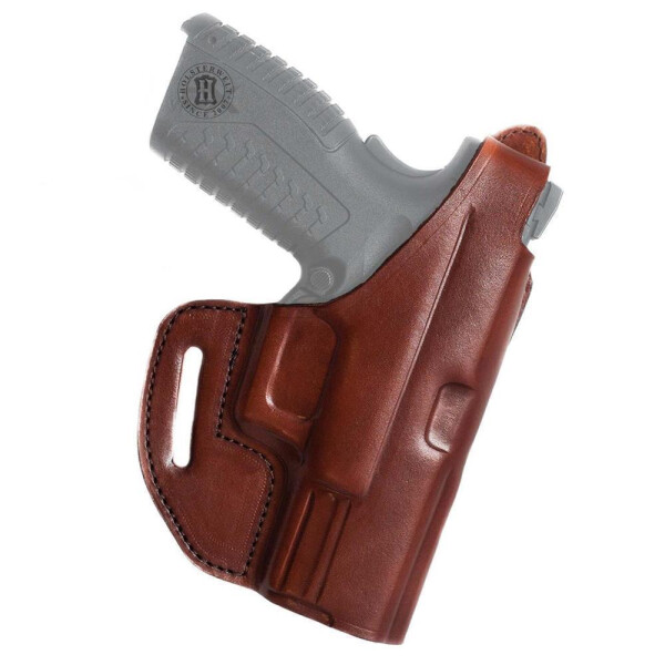 Leather Holster with multifunction